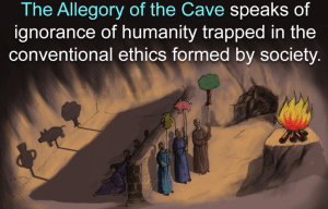 The Allegory of the Cave with the aid of using Plato: Summary, Analysis & Explanation