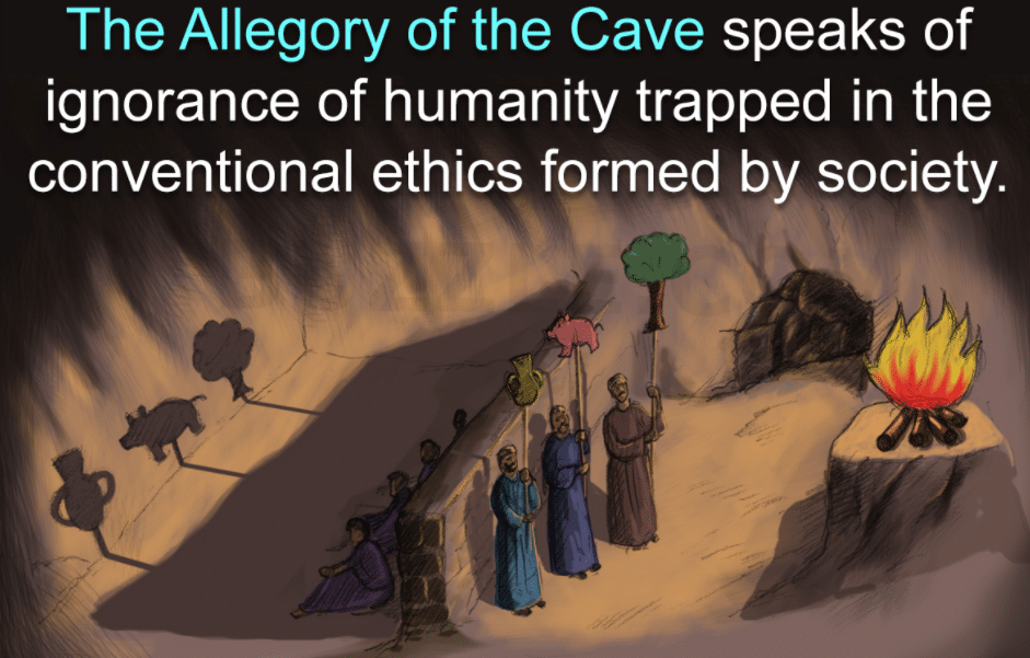 Allegory Of The Cave Summary